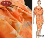 Made in Italy Tafta ORANGE  KUPON 150X150
