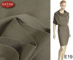Dzianina Wiskoza Olive EARTH COLOR