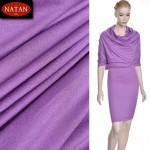 Dzianina Jersey Colore Fiolet