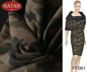 Markowy Jeans Cotton Moro Military KUPON 160X130