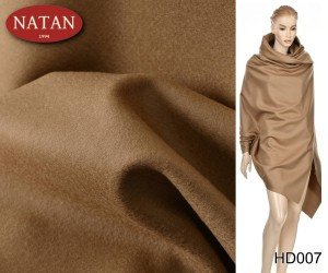 Tkanina Virgin Wool Kaszmir Camel
