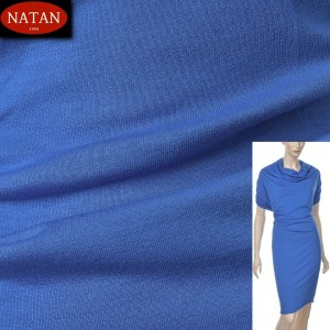 DZIANINA JERSEY Royal Blue