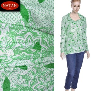 Dzianina Jersey Cotton